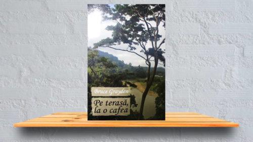 Pe terasa, la o cafea