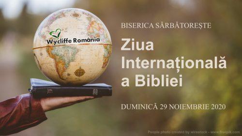 Ziua Internațională a Bibliei