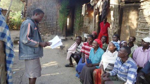 Susține proiectul – Alfabetizare în poporul Ale